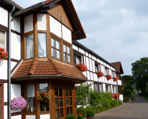 Hotel Pension Ridder