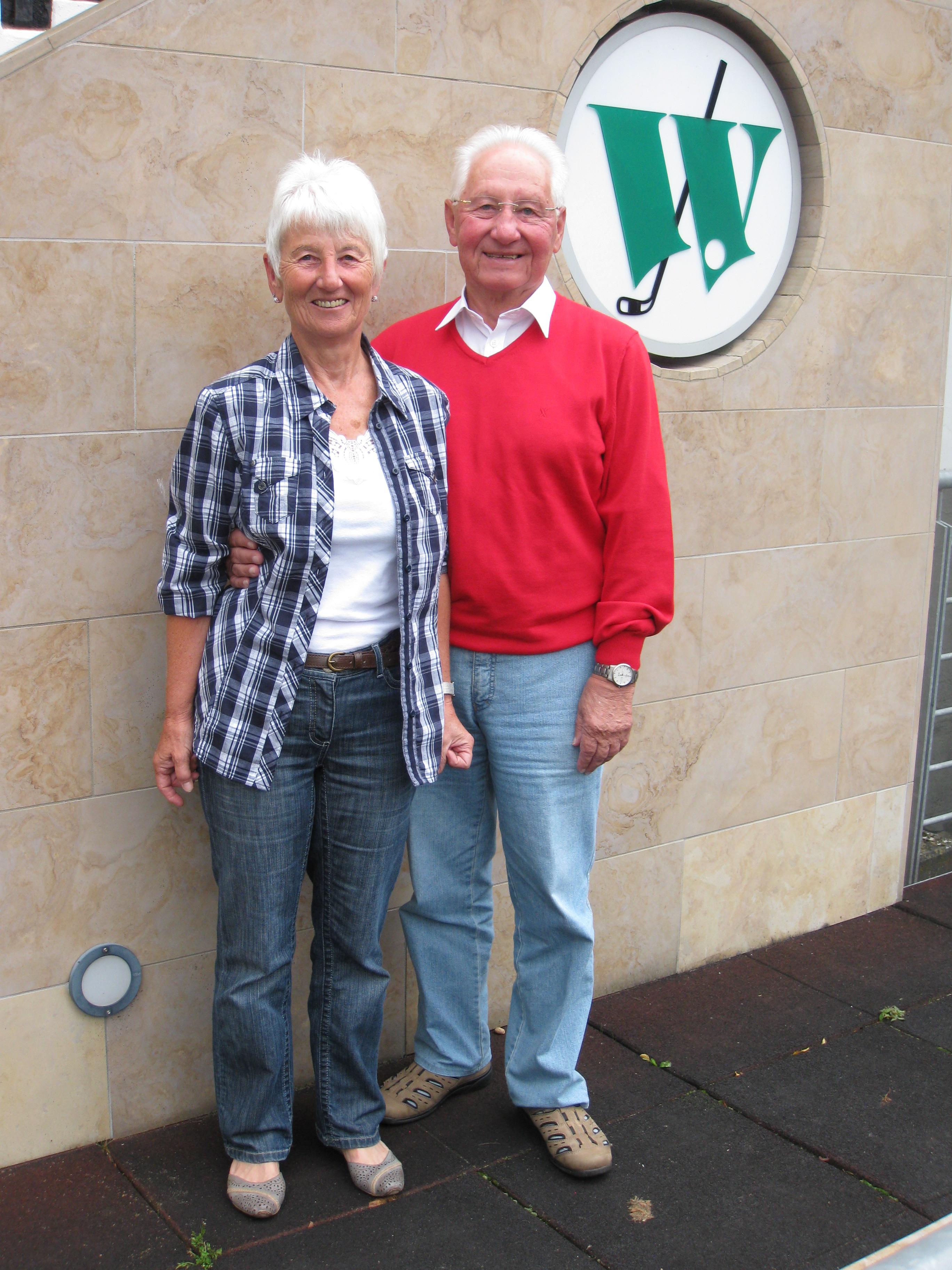Ehepaar Karl-Heinz und Edda Winter
