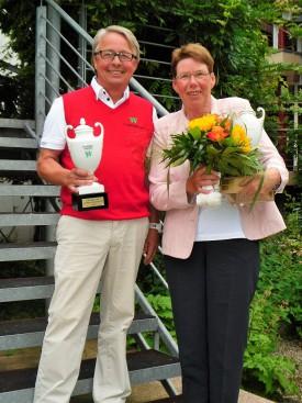 Clubmeister der Seniorinnen u. Senioren 2014 v.l.: W. Nüse, I. Türpitz